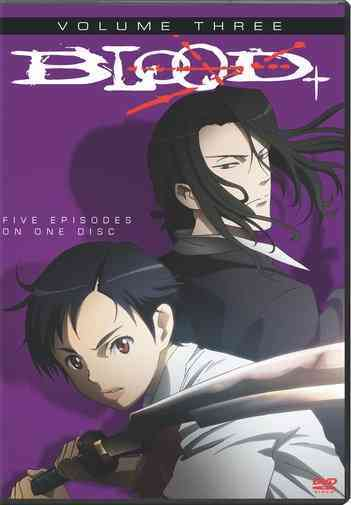 BLOOD+ VOL 3 BY BLOOD+ (DVD)