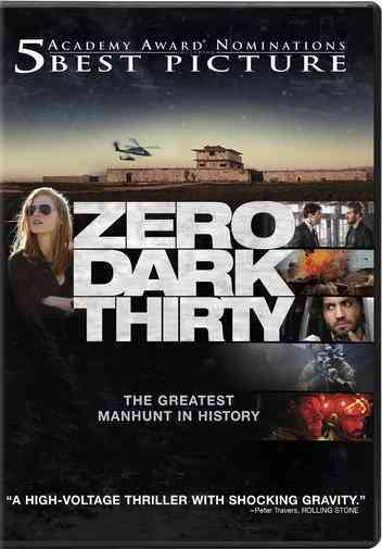 ZERO DARK THIRTY BY CLARKE,JASON (DVD)